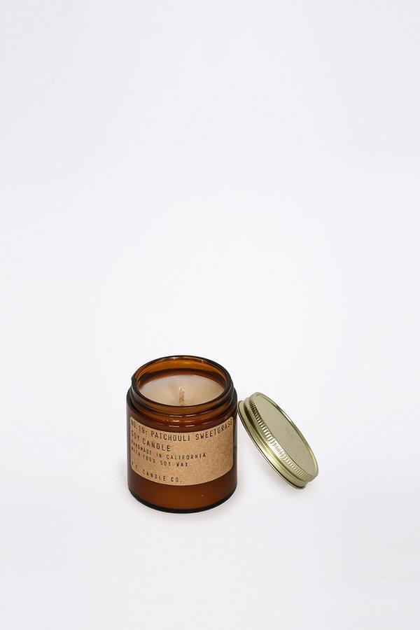 P.F. Candle Co. 3.5 Oz Patchouli Sweetgrass