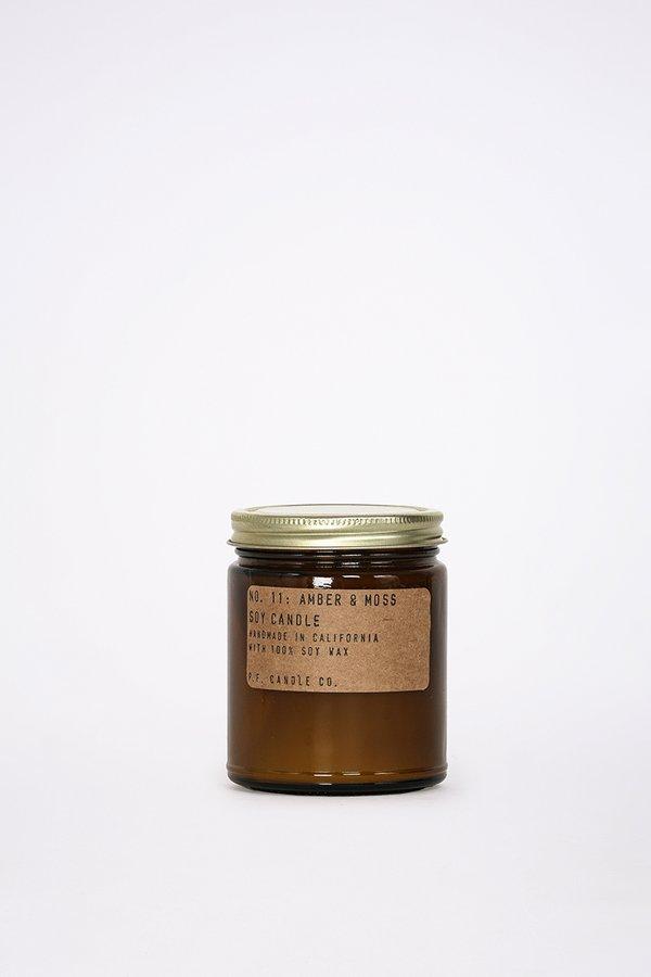 P.F. Candle Co. 7.2 Oz Amber & Moss